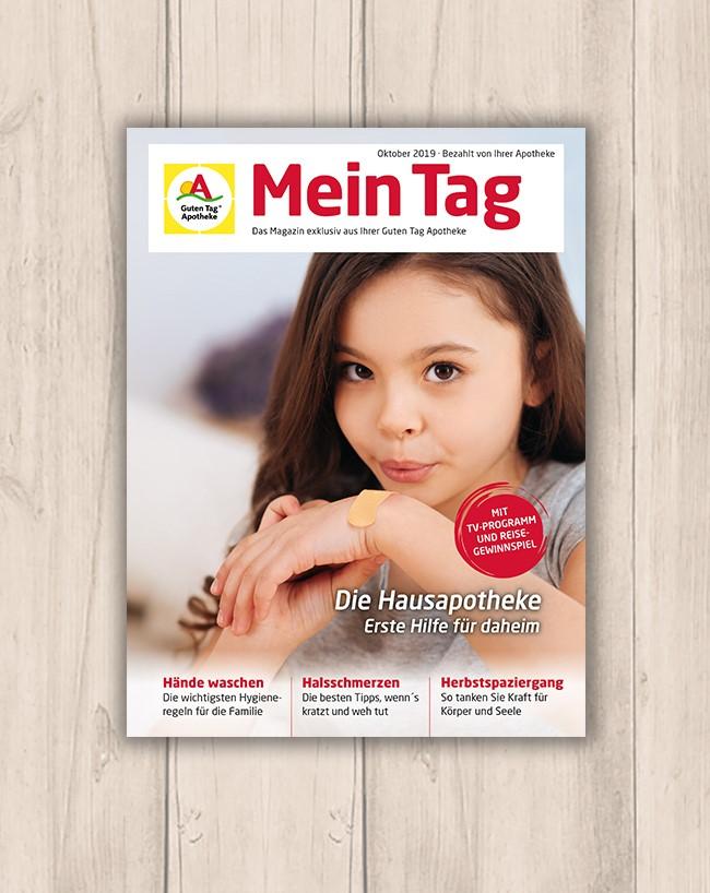 Das Magazin Aus Ihrer Apotheke Gewinnspiel
