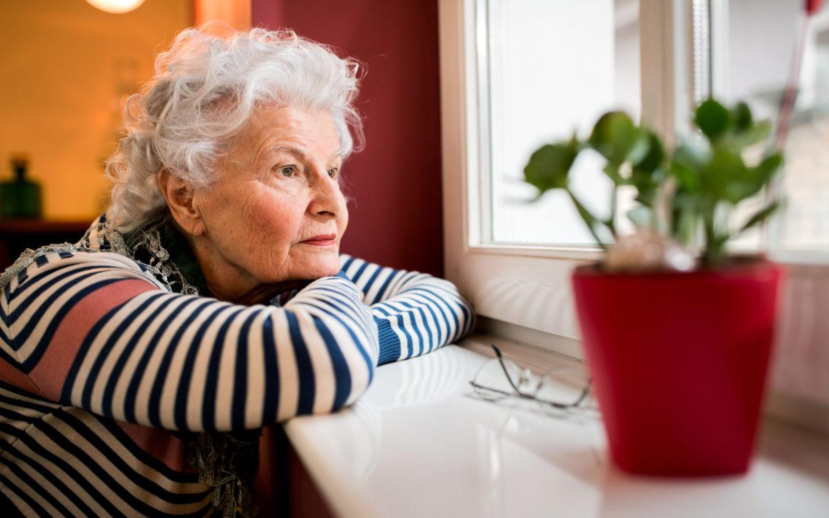 Einsamkeit steigert Demenz-Risiko | Gesundheitsratgeber